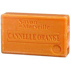 Mydło marsylskie pomarańcza z cynamonem 100g