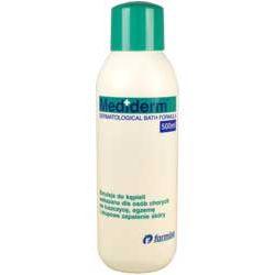 Mediderm bath - Emulsja do kąpieli (łuszczyca, egzema) 500 ml