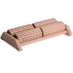 Drewniany aparat do masażu stóp 2 - rzędowy duży MS-2C 17cm x 28cm x 6cm