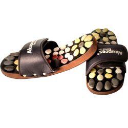 Obuwie zdrowotne do masażu stóp Akupres SOFT