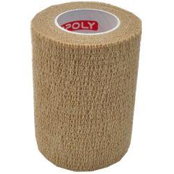 Elastyczny bandaż uciskowy samoprzylepny - spajający COPOLY 7,5cm