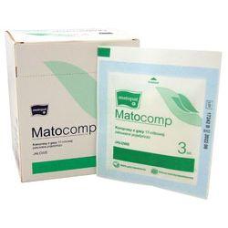 TZMO kompresy gazowe Matocomp jałowe