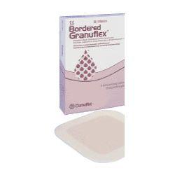 Convatec Granuflex Bordered - opatrunek hydrokoloidowy na rany przewlekłe
