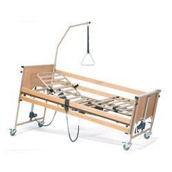 Łóżko elektryczne czterosegmentowe składane - LUNA BASIC