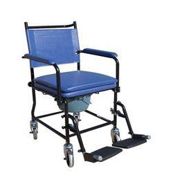 Wózek sanitarny z miękkim siedziskiem 380200