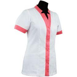 Bluza medyczna damska 018+ POLA dwukolorowa