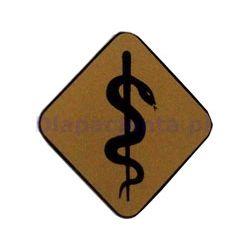 Znaczek / przypinka / wpinka dla lekarzy
