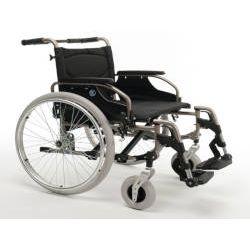 Wózek inwalidzki V200XXL dla osób otyłych