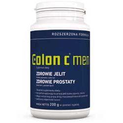 Colon C men - na pracę jelit i dróg moczowych
