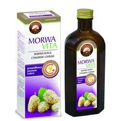 MorwaVita - wyciąg z liści morwy białej i kory cynamonowca