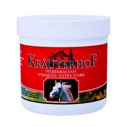 Krauterhof Maść końska silnie rozgrzewająca