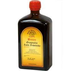 Oryginalne Zioła Szwedzkie (Langsteiner) butelka 250 ml