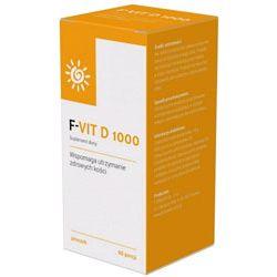 FORMEDS Witamina D na zdrowe kości F-VIT D 1000 - 60 saszetek