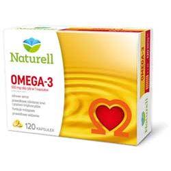 Naturell omega-3 - kwasy tłuszczowe wspomagające serce