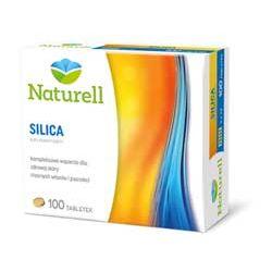 Naturell Silica - piękna skóra, zdrowe włosy, mocne paznokcie