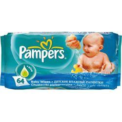Pampers Baby Fresh chusteczki Pozostałe