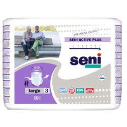 SENI Active plus rozmiar L - majtki chłonne