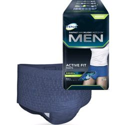 Tena Men Pants Plus - bielizna chłonna dla mężczyzn