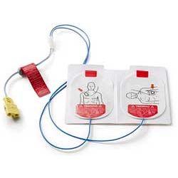 Elektrody do zestawu szkoleniowego do defibrylatora FRx