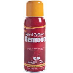 Zmywacz kleju, maści, sprayu Tuffner ze skóry Remover 400ml