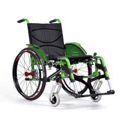 Wózek inwalidzki V200 GO XXL dla osób otyłych