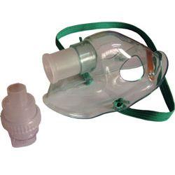 Maseczka tlenowa z nebulizatorem i drenem