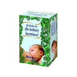 Herbatka dla kobiety karmiącej FIX