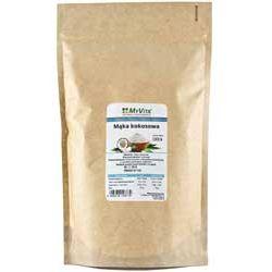 Mąka kokosowa (zamiennik tradycyjnej mąki)