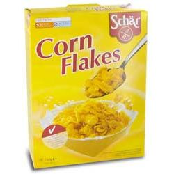 Schar - płatki kukurydziane śniadaniowe bezglutenowe