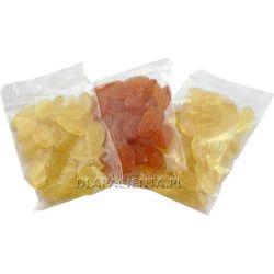 Cukierki imbirowo - żeńszeniowe 70g Zdrowie i Uroda