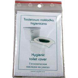 Nakładka sedesowa higieniczna toaletowa jednorazowa Zdrowie i Uroda