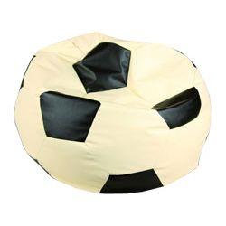 Pufa piłka duża wypełniona granulatem Zdrowie i Uroda
