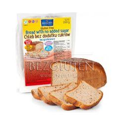 Chleb bez dodatku cukrów bezglutenowy (celiakia i cukrzyca) 350g