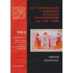 Elity ziemi halickiej i wołyńskiej w czasach Romanowiczów (ok. 1205-1269)(Miękka)