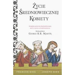 Życie średniowiecznej kobiety(Miękka)
