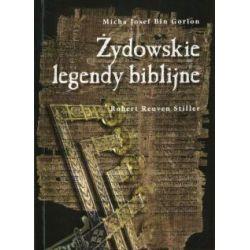 Żydowskie legendy biblijne(Miękka) Książki i Komiksy