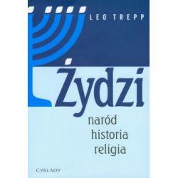 Żydzi naród historia religia(Miękka) Książki i Komiksy