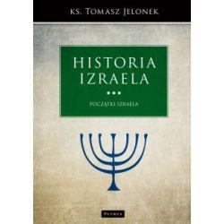 Historia Izraela - Outlet(Twarda) Książki i Komiksy