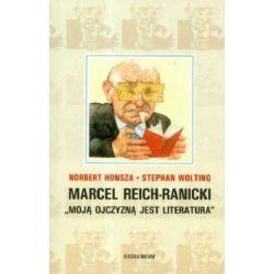 Marcel Reich-Ranicki Moją ojczyzną jest literatura - Outlet(Miękka) Książki i Komiksy