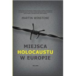 Miejsca Holokaustu w Europie - Outlet(Twarda) Książki i Komiksy