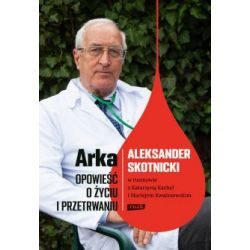 Arka Opowieść o życiu i przetrwaniu(Miękka) Książki i Komiksy