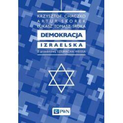 Demokracja izraelska(Miękka) Książki i Komiksy
