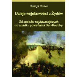 Dzieje wojskowości u Żydów - Outlet(Miękka) Książki i Komiksy