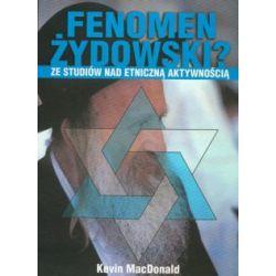 Fenomen żydowski ze studiów nad etniczną aktywnością(Miękka ze skrzydełkami) Książki i Komiksy