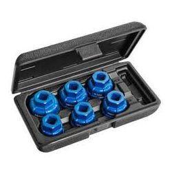 Skrzynka 6 nasadek kloszowych aluminiowych E200239 EXPERT STANLEY Płaskie, oczkowe, płasko-oczkowe