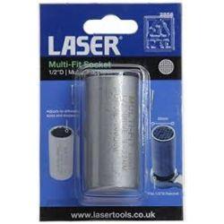 """Nasadka uniwersalna 9-22mm 1/2"""" Laser 2856 Okulary i gogle"""