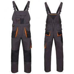 Spodnie ochronne ogrodniczki CLASSIC