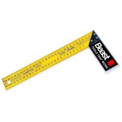 KĄTOWNIK STOLARSKI 400 mm BEAST 683540 Obuwie