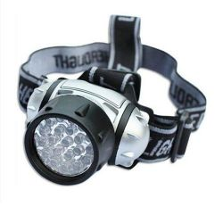 LAMPA NA GŁOWĘ 19 LED 812879 BEAST Narzędzia i sprzęt warsztatowy