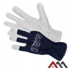 Rękawice ochronne z koziej skóry KAT. 2 Odzież